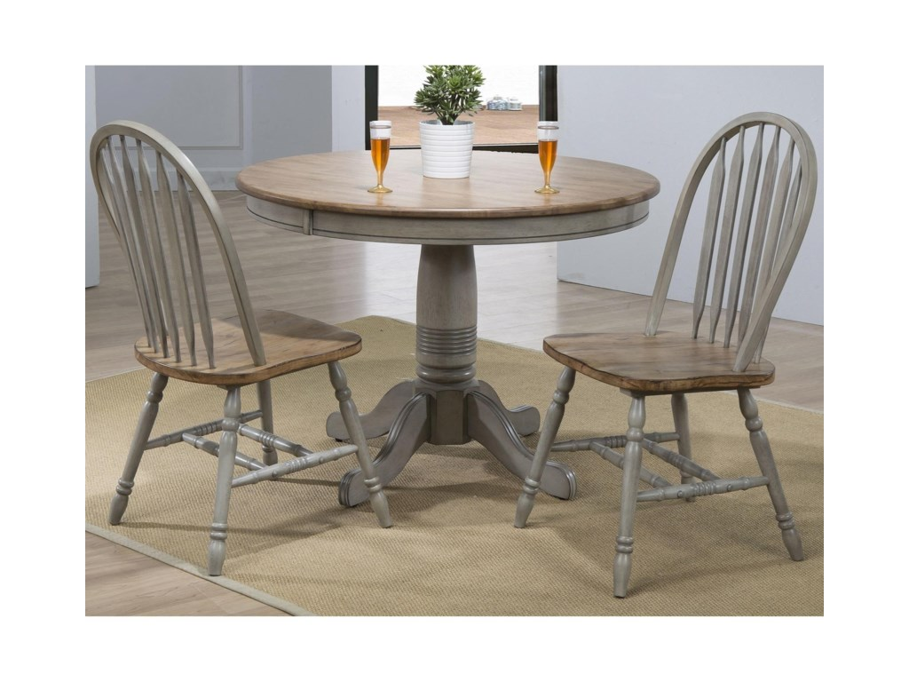 Winners Only Barnwell3-Piece Dining Set