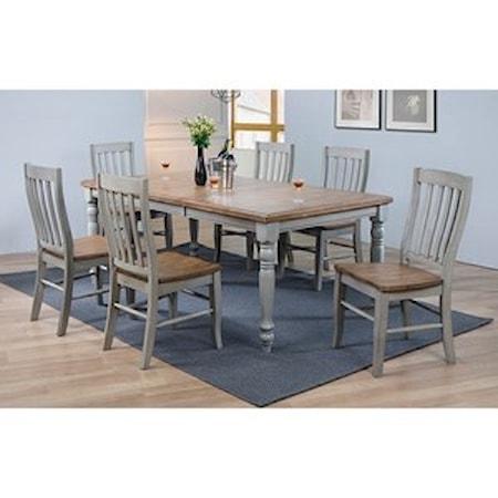 Dining Room Tables In Hartford Bridgeport Connecticut Pilgrim Furniture City Result Page 1