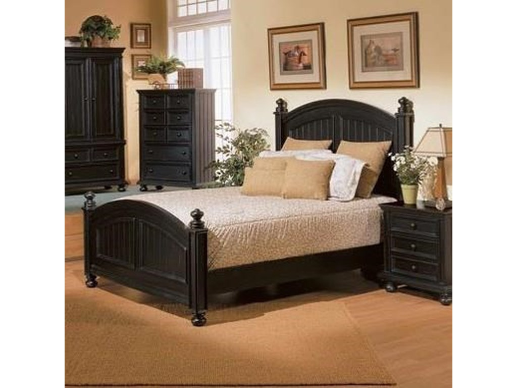 Winners Only Cape Cod Panel Queen Bed