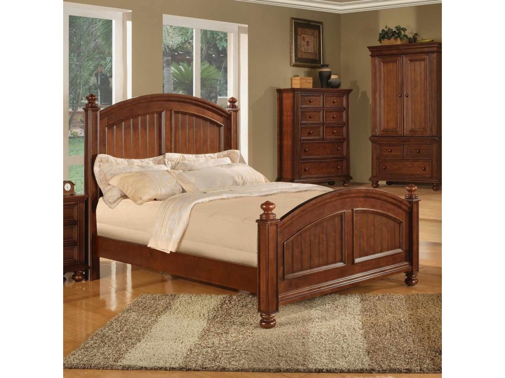 Winners Only Cape CodPanel Full Bed