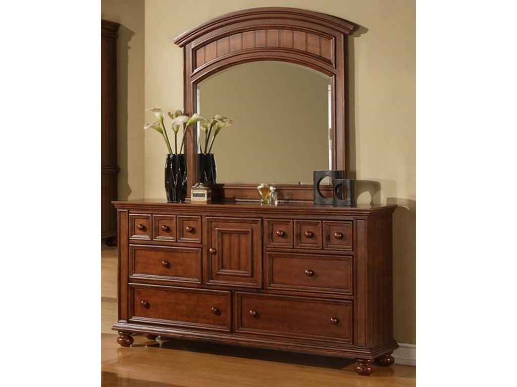 Winners Only Cape CodSix Drawer Dresser