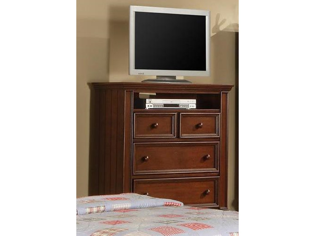 Winners Only Cape Cod3-Drawer TV Chest