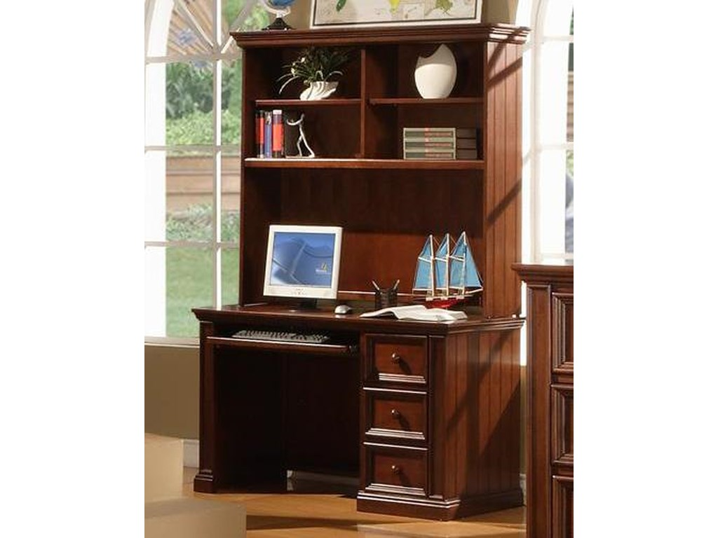 Winners Only Cape CodYouth Desk with Hutch