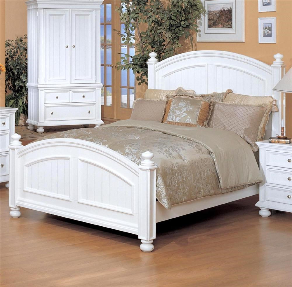Charmant Winners Only Cape Cod Twin Panel Bed
