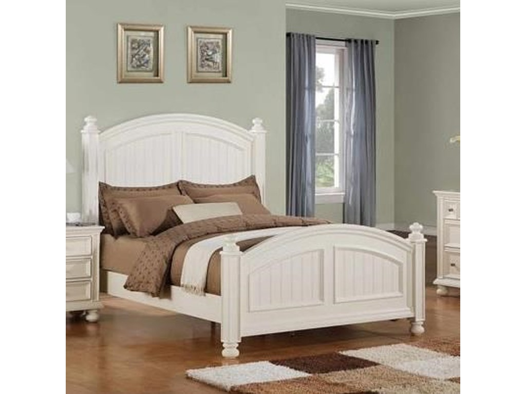 Winners Only YarmouthPanel Queen Bed