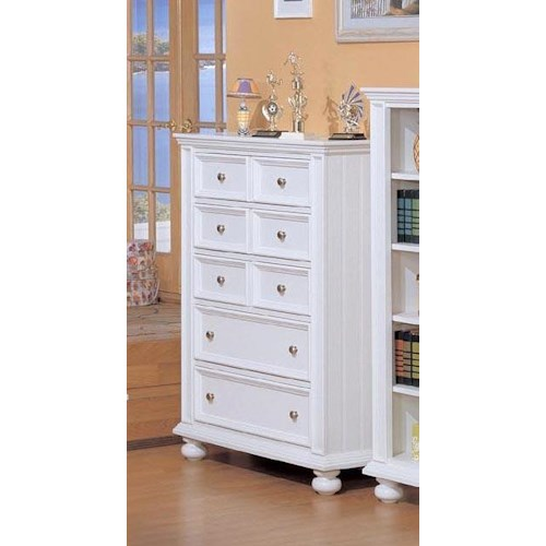 Winners Only Yarmouth 5 Drawer Chest