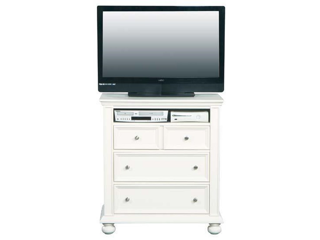 Winners Only Yarmouth3-Drawer TV Chest