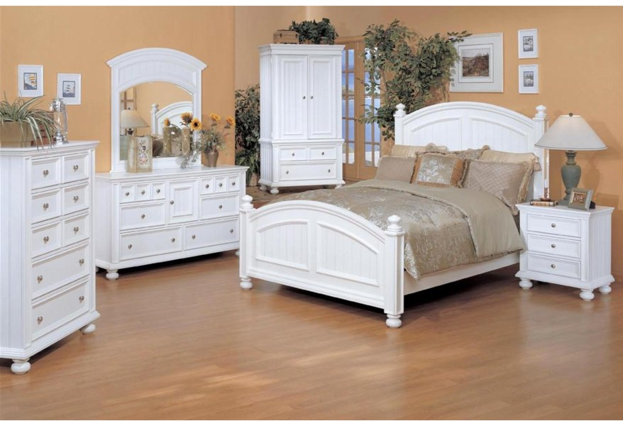 Winners Only Cape Cod Bp1008abn Two Door Armoire With Three Drawers Gill Brothers Furniture Armoires