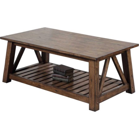"50"" Coffee Table"