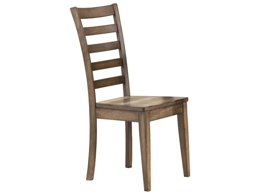 Winners Only CarmelLadderback Side Chair