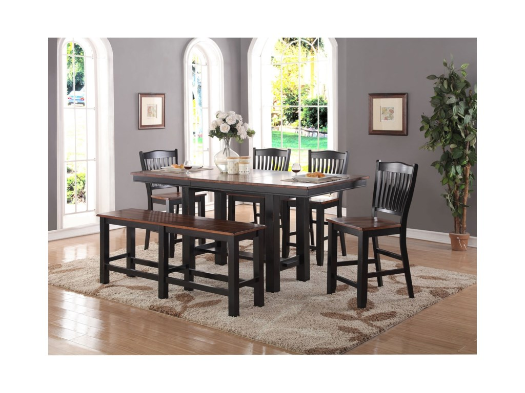 Winners Only CarsonCounter Height Dining Set