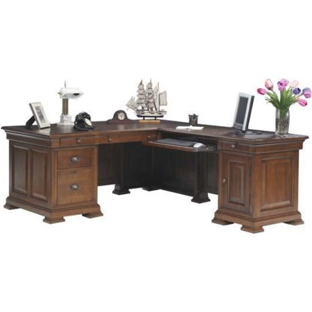 Computer Desk With Return