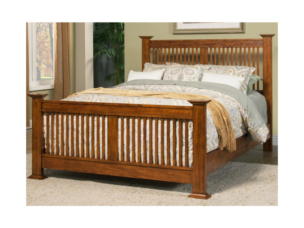 Winners Only ColoradoCalifornia King Bed