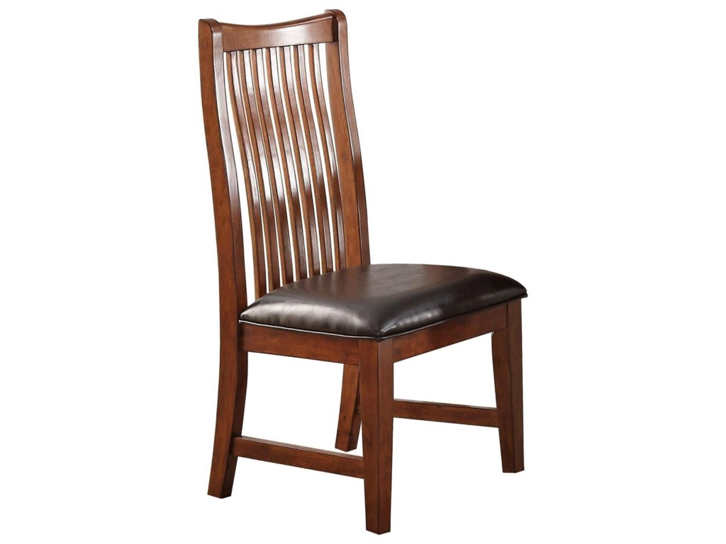 Winners Only ColoradoRaised Slat Back Side Chair