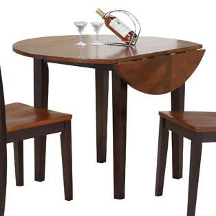 Winners Only Contemporary FarmhouseDrop Leaf Kitchen Table ...