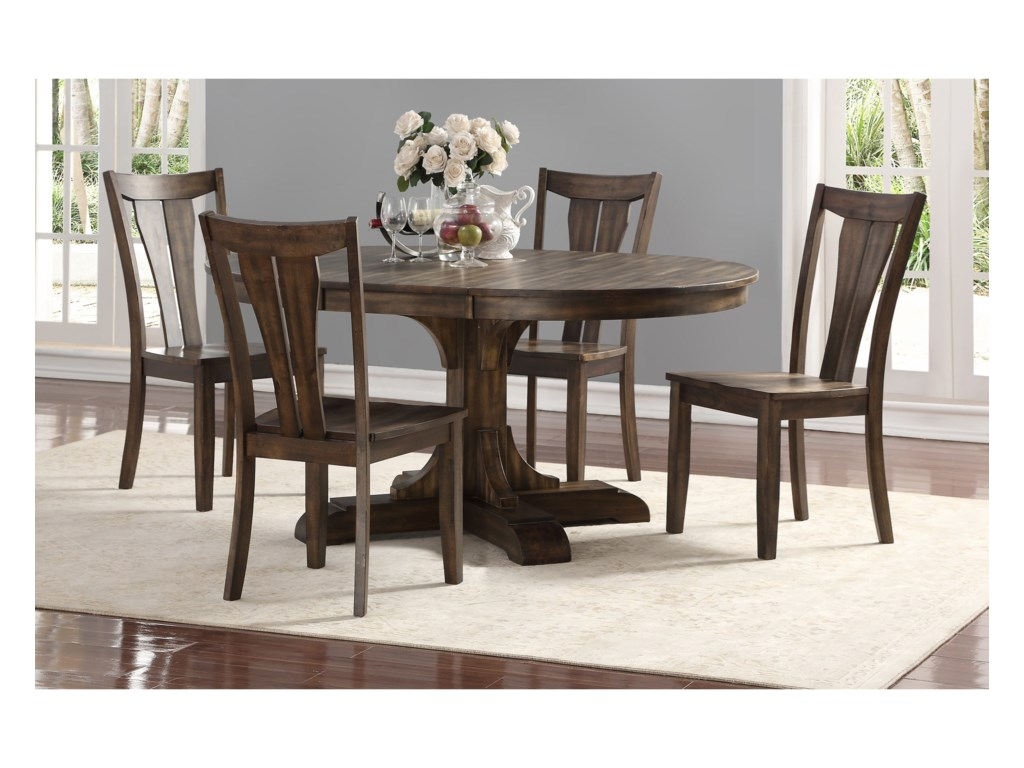 Winners Only DaphneOval Dining Room Table