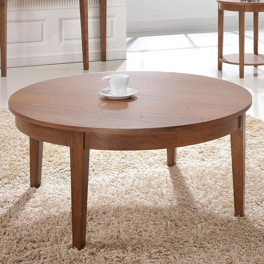 Winners Only DenmarkRound Coffee Table ...