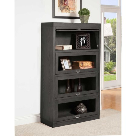 "36"" Lawyer Bookcase"
