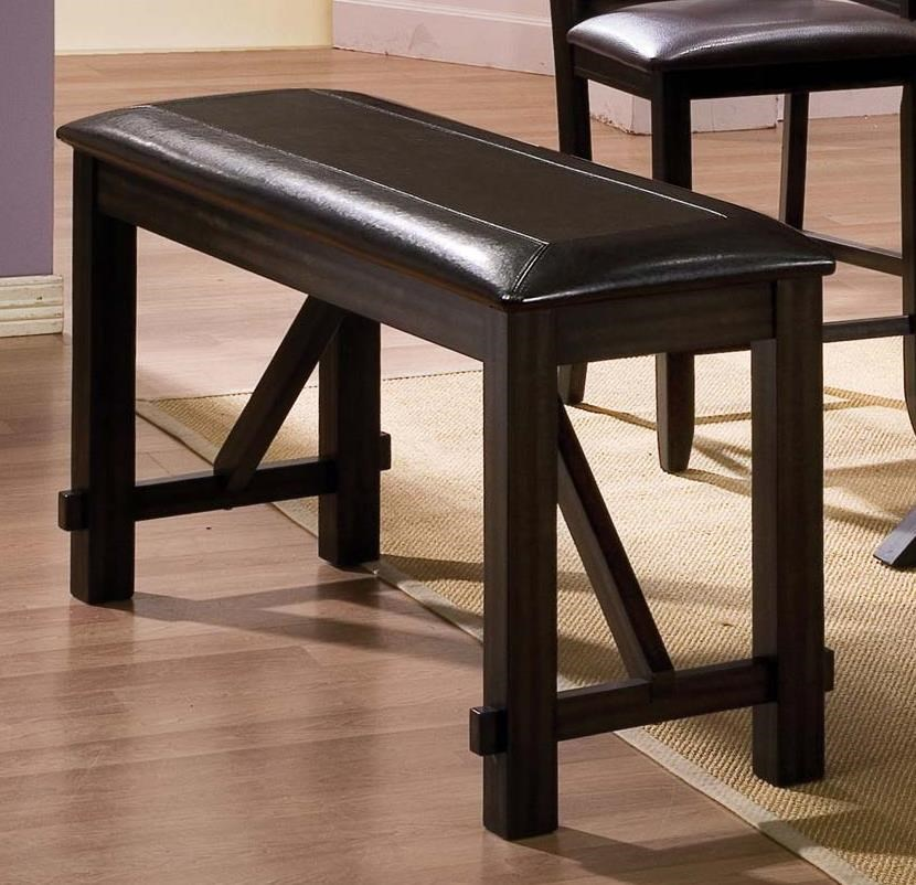 Winners Only Edgewater Counter Height Bench