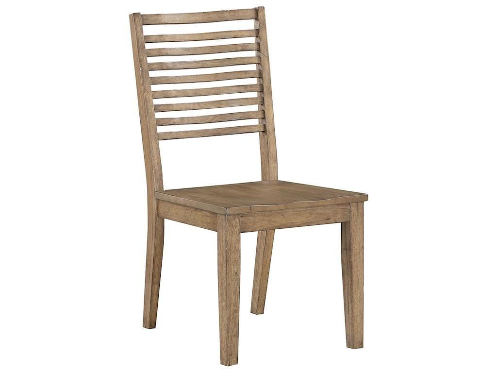 Winners Only EllisSlat Back Side Chair