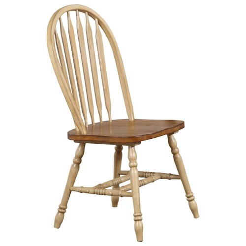 Winners Only Farmington Arrow Back Side Chair