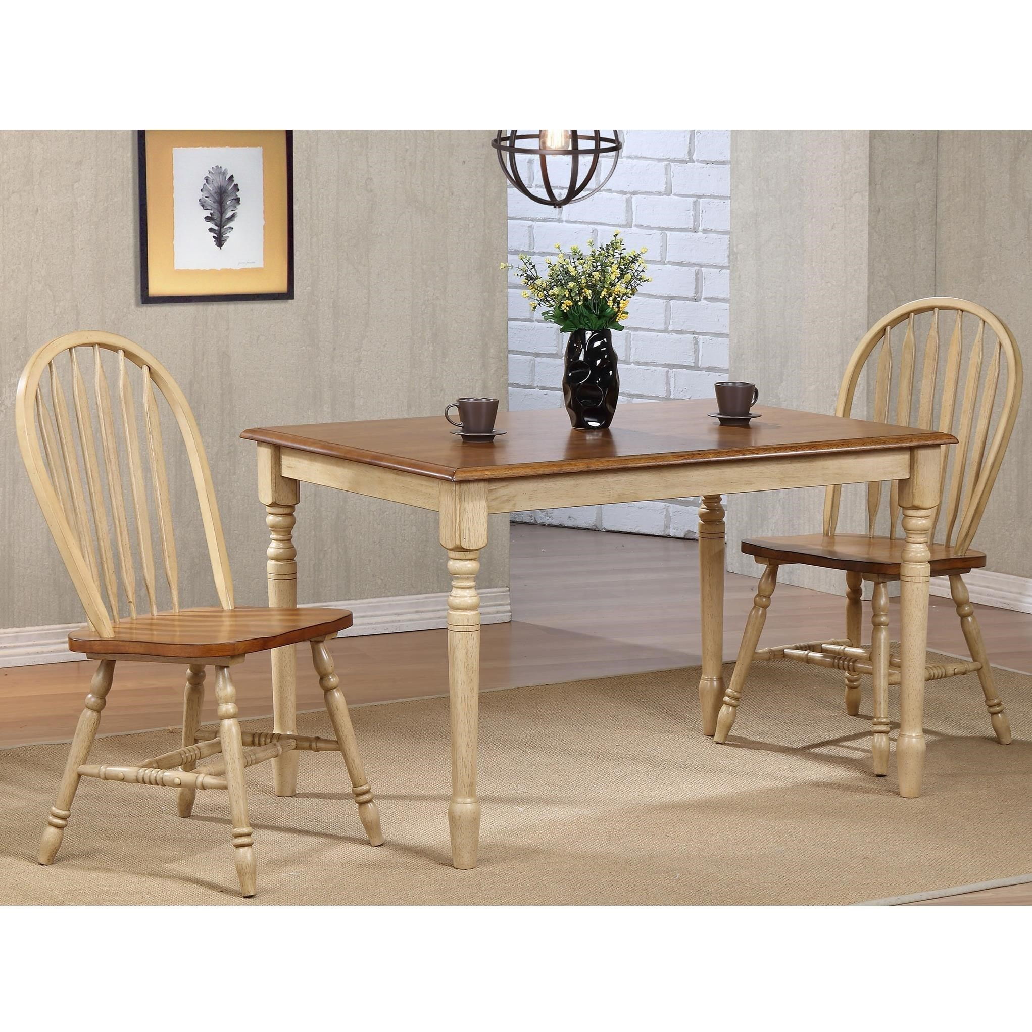 Farmington 3 Piece Dining Set By Winners Only