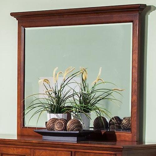 Winners Only Flagstaff Rectangular Dresser Mirror