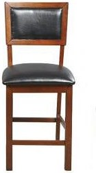 Winners Only Franklin Cushion Back Barstool