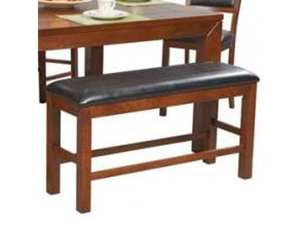 Franklin 6 Piece Tall Table, Bench & Barstool Set