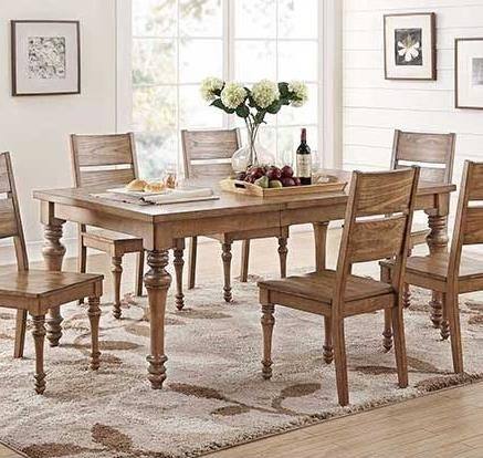 winners only glendale dg34278 cottage style 78 turned leg table rh dunkandbright com cottage style table linens cottage style console tables