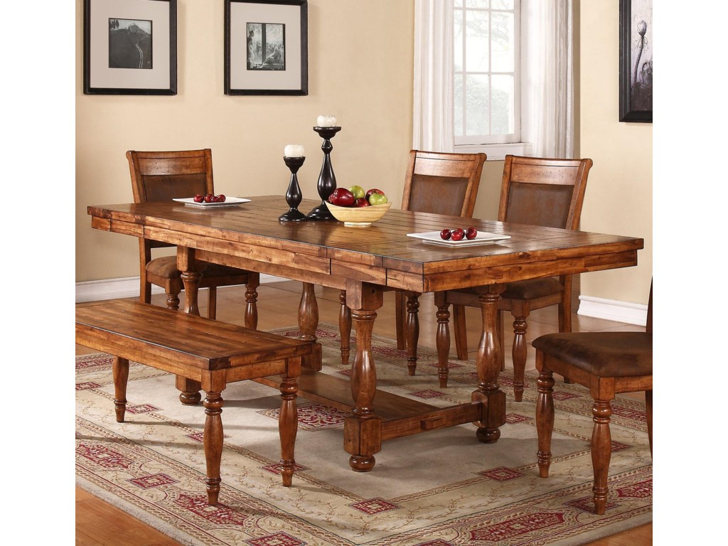 Winners Only Grand EstateTrestle Table