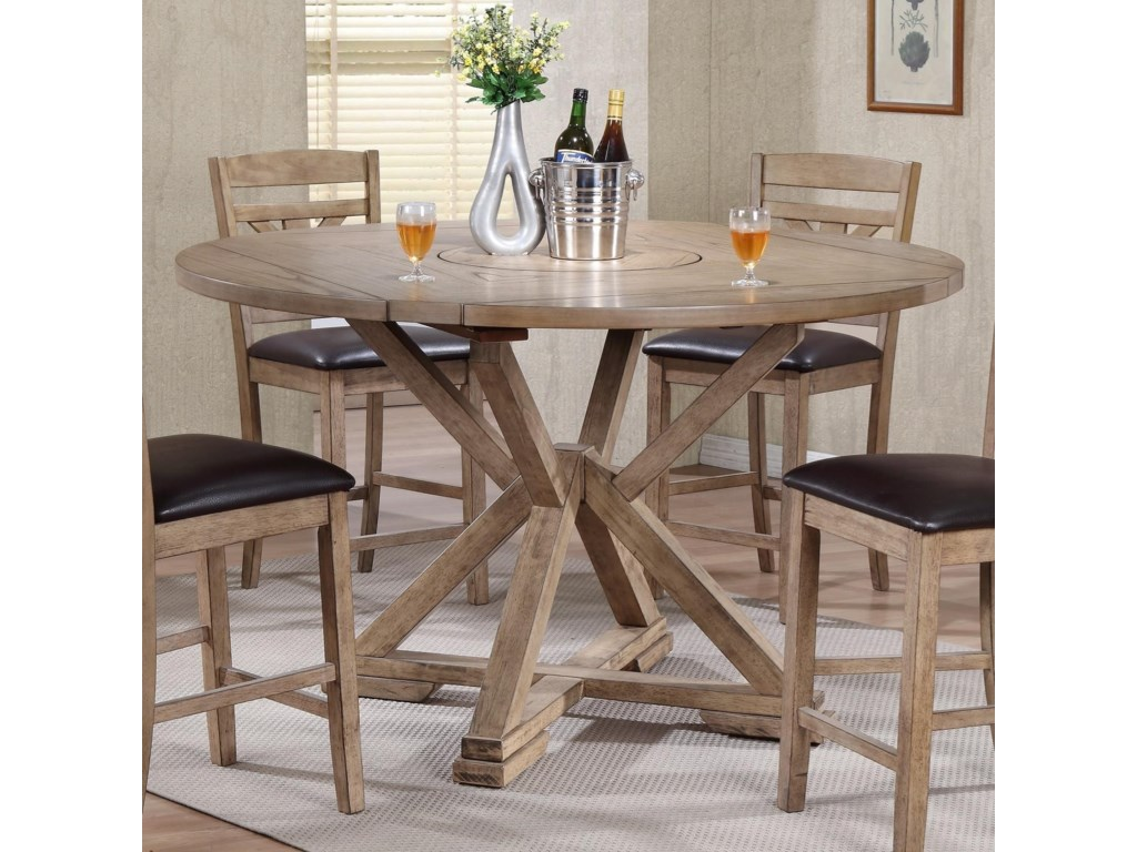 Winners Only GrandviewDropleaf Counter Height Table
