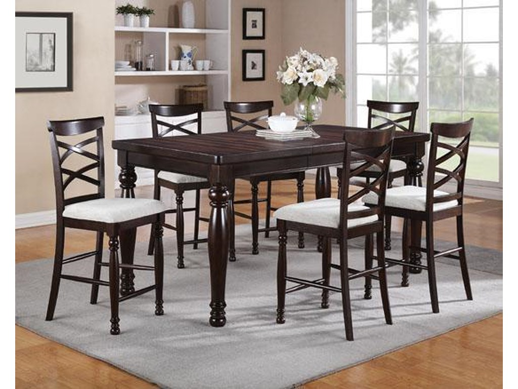 Winners Only Hamilton ParkDouble X-Back Stools