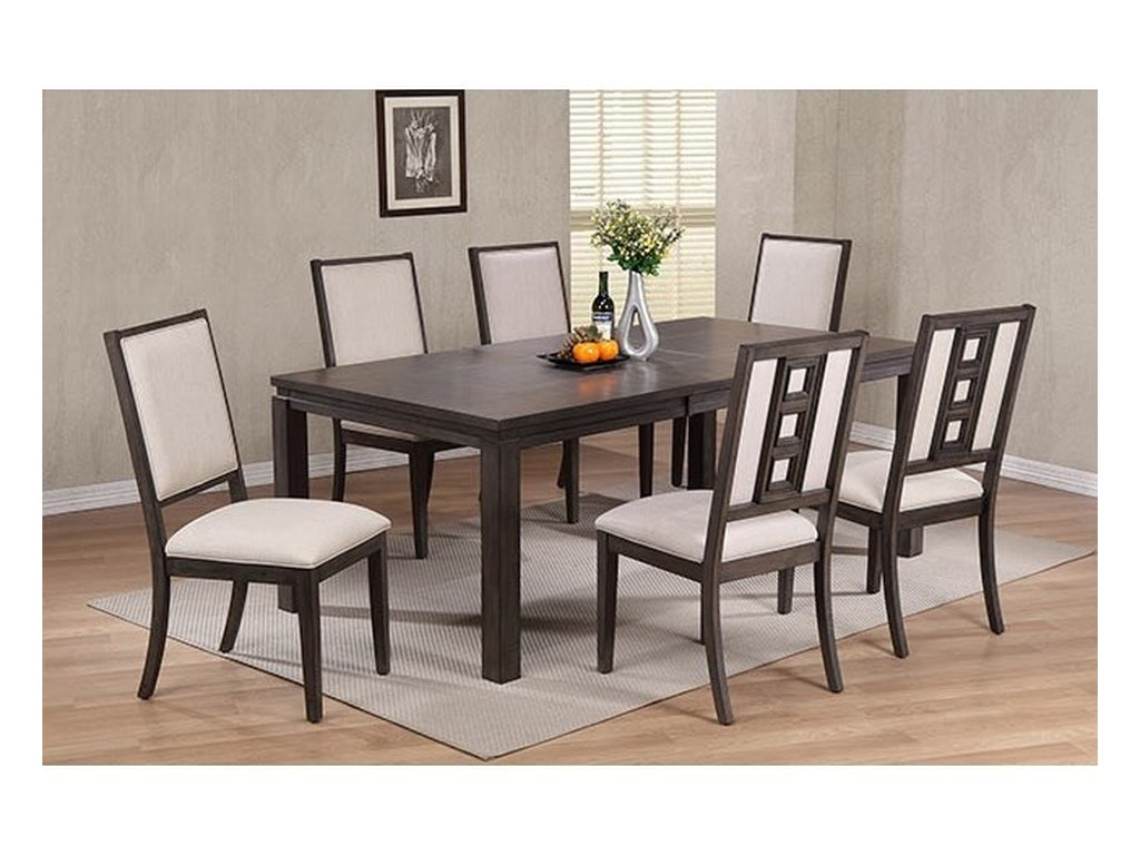 Winners Only Hartford7 Pc Dining Set