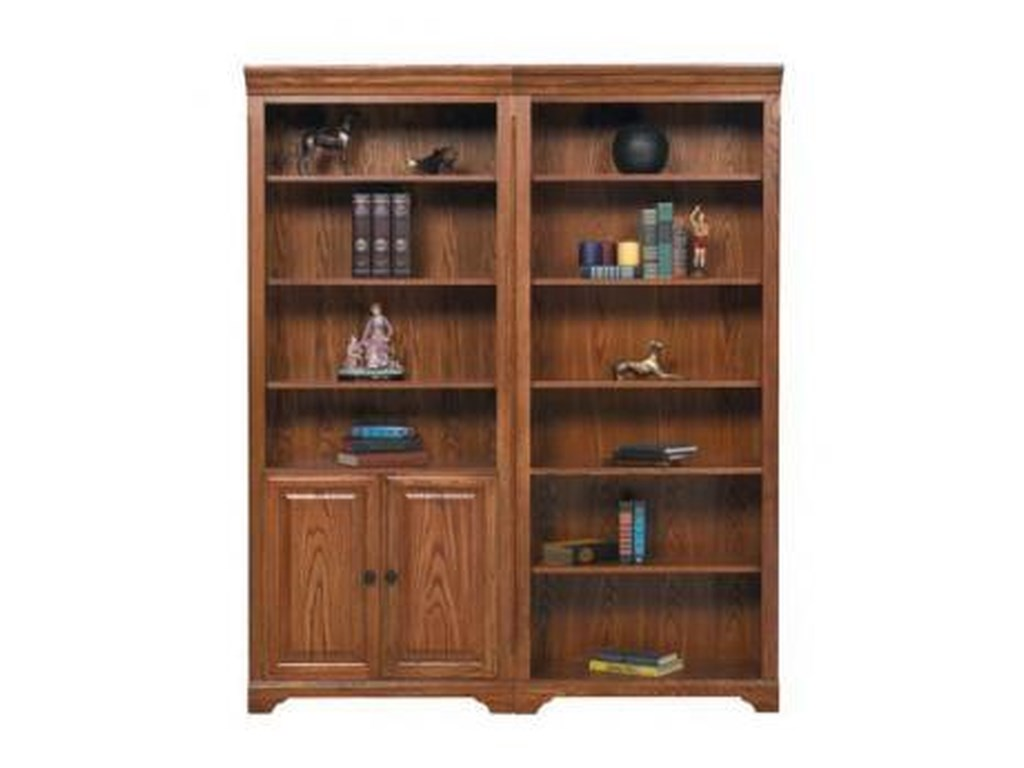 Winners Only Heritage OakModular Bookcase Set