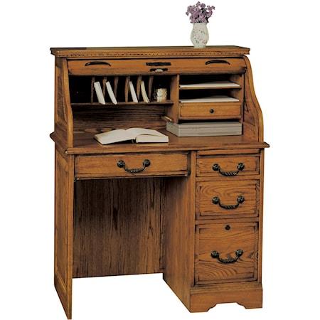 "36"" Roll Top Desk"