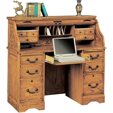 "48"" Roll Top Desk"