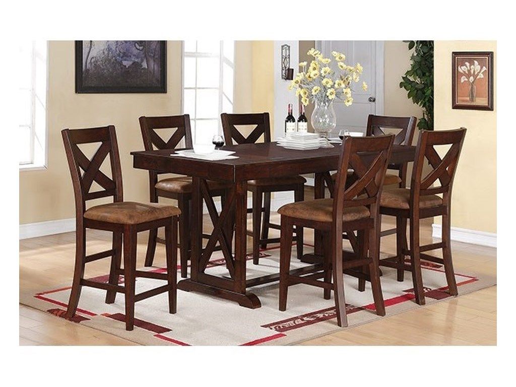 Winners Only Java7-Piece Dining Set