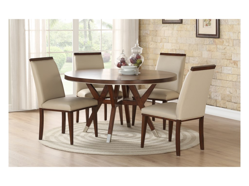 Winners Only Jersey5 Pc Dining Set