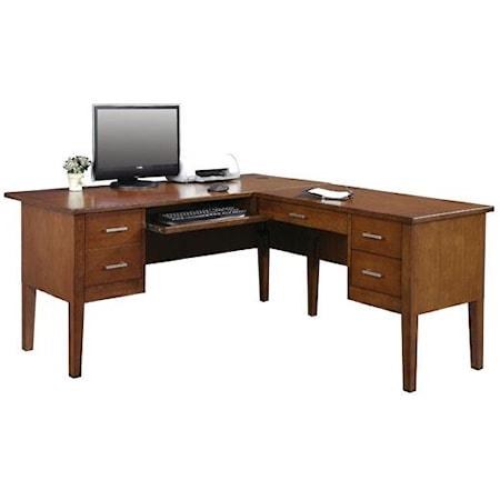 L Shape Desk