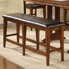 Colton 60 Tall Dining Bench Rotmans Dining Benches