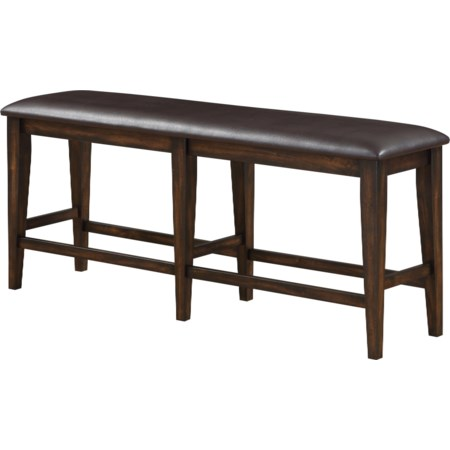Counter Height Dining Bench