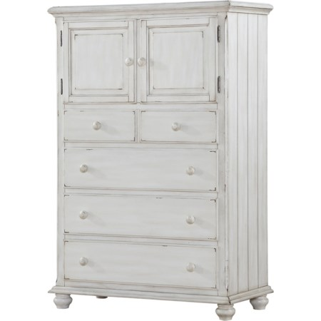 3-Drawer Armoire