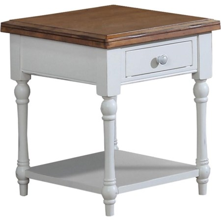 "20"" End Table"