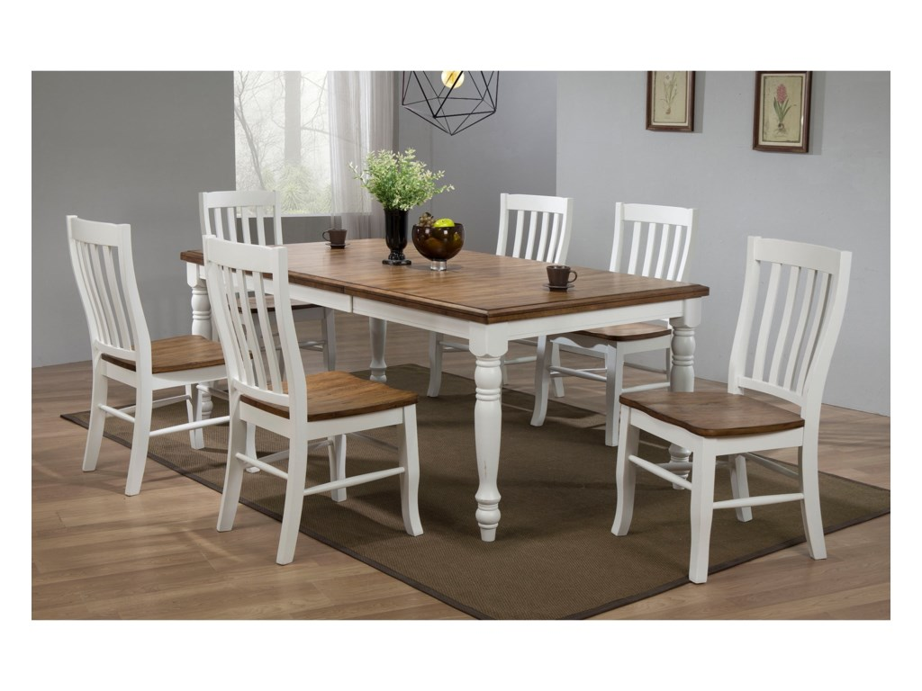 Winners Only Pacifica7-Piece Dining Set