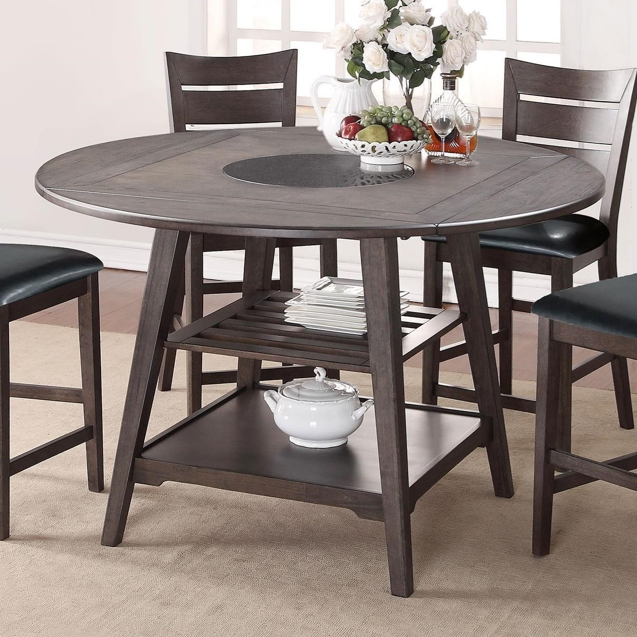 Winners Only ParksideDrop Leaf Counter Height Table ...