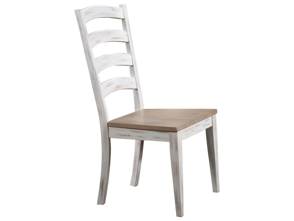 Winners Only PrescottArched Ladder Back Side Chair