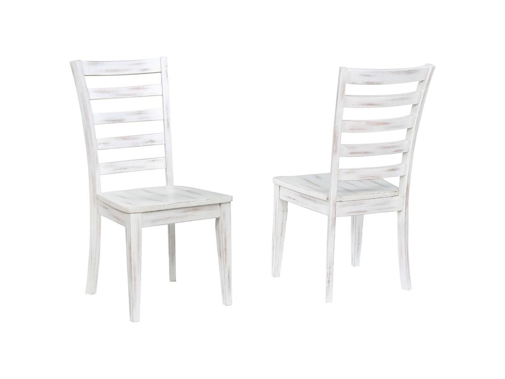 Winners Only PrescottLadder Back Side Chair