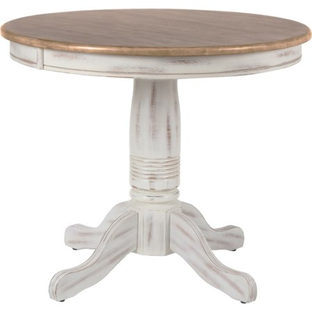 "36"" Pedestal Table"
