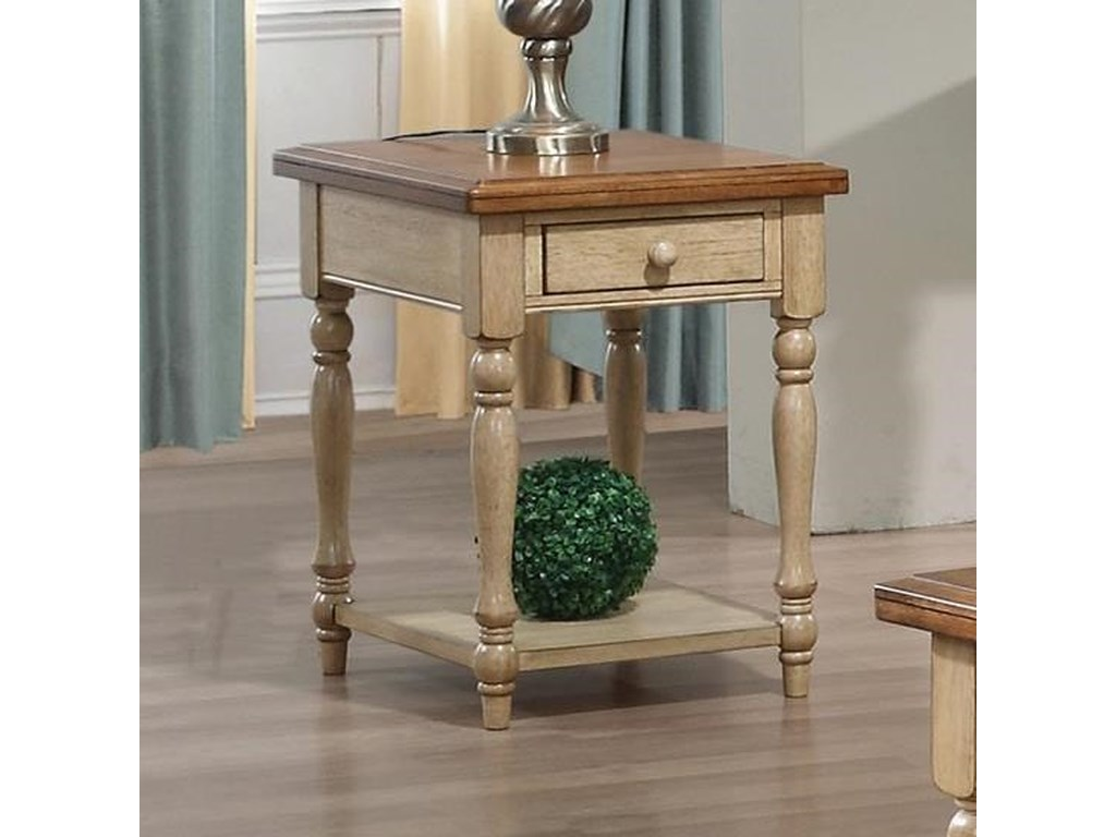 Winners Only Quails RunEnd Table